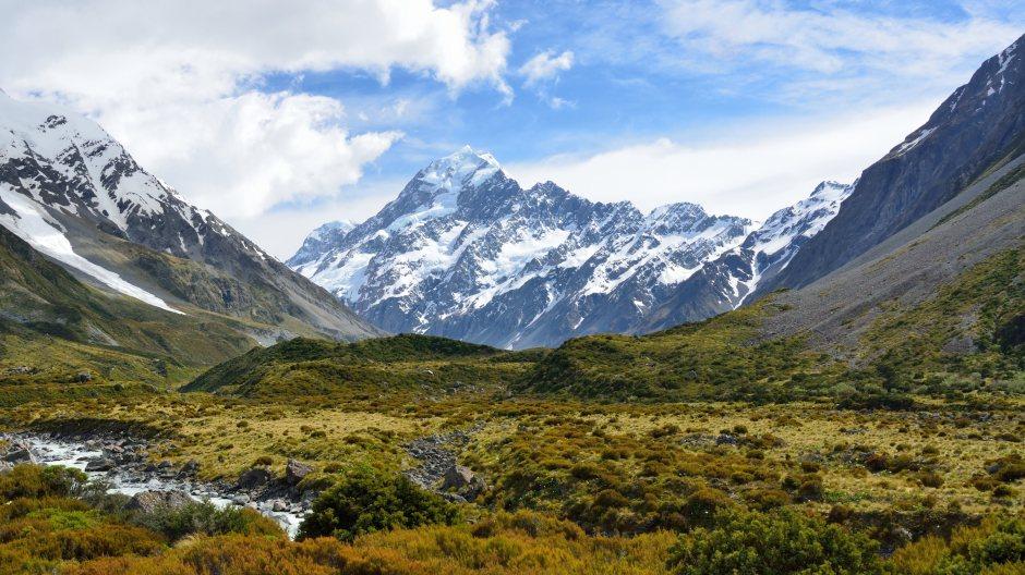 Aoraki Mount Cook_Ultra HD
